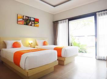 Tropico Jimbaran By Orange Bali - Deluxe Room 40% OFF 15-17 October 2018