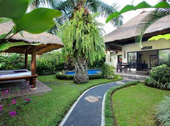 Furama Villas Ubud - Deluxe Pool Villa with Breakfast Book Early and Save 10%