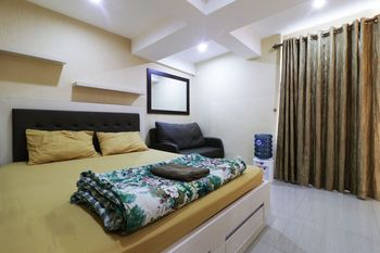The Jarrdin Apartemen by Omami Bandung - Luxurious Studio NR Min 2 Nights 45%