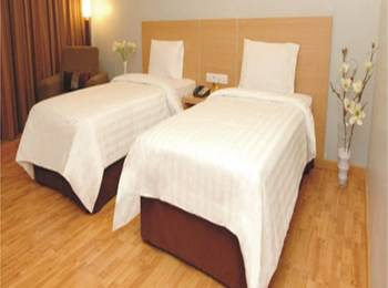 Hotel Amalia  Lampung - Deluxe Room Regular Plan