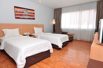 Hotel Amalia  Lampung - Superior Twin Room Regular Plan