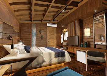 Sparks Forest Adventure Sukabumi Sukabumi - Tree House Studio Regular Plan