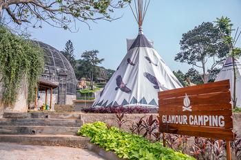 Sparks Forest Adventure Sukabumi Sukabumi - Glamour Camping Regular Plan