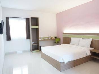Rumah Cassa Guest House Surabaya - Deluxe Room Reguler plan