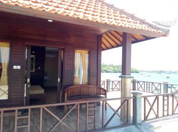 The Beach Huts Lembongan - Deluxe Ocean View Room min stay 5N 46%