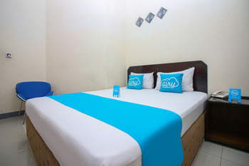 Airy Maluku City Sudirman Ambon - Standard Double Room with Breakfast Regular Plan