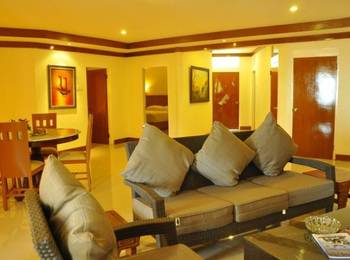 Patra Comfort Anyer - Family Suite Cottage Regular Plan