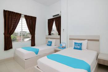 Airy Eco Syariah Medan Petisah Ayahanda Ceret 11C - Deluxe Twin Room Only PEGI_Nov_21