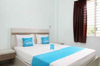Airy Eco Syariah Medan Petisah Ayahanda Ceret 11C - Standard Double Room Only Regular Plan