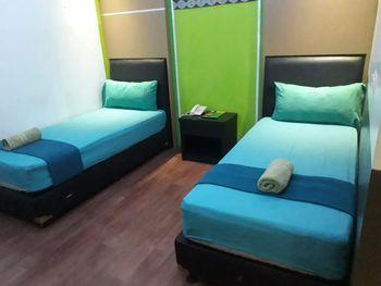Hotel Santun Cirebon Syariah Cirebon - Deluxe Twin Room Regular Plan