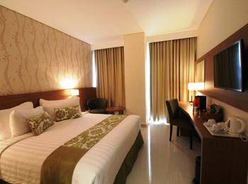 Ijen Suites Hotel Malang - Deluxe Double Room Only SAFECATION