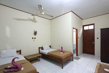 Maha Bharata Kuta Inn Bali - Standard Fan Room with Breakfast Regular Plan