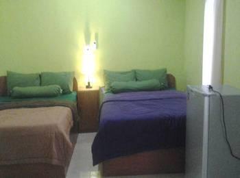 Andi Homestay Lombok - Deluxe Family Room Regular Plan
