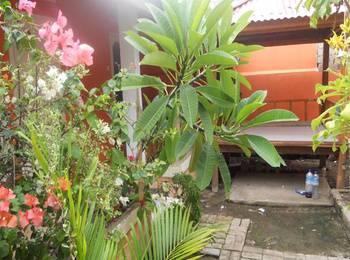 Andi Homestay Lombok - Standard Double Room With Fan Regular Plan