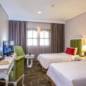 Grand Legi Lombok - Premier Deluxe Room Only Regular Plan