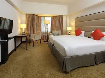 Hotel Aryaduta  Pekanbaru - Superior Room Only min stay 5 nights get 20% discount