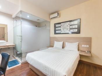 Hotel Rujia Jakarta - Deluxe Double Room Regular Plan