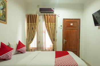 OYO 609 MS Hotel Pangandaran Pangandaran - Standard Double Room Regular Plan