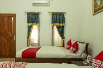 OYO 609 MS Hotel Pangandaran Pangandaran - Standard Twin Room Regular Plan