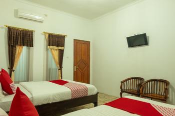 OYO 609 MS Hotel Pangandaran Pangandaran - Suite Triple Regular Plan