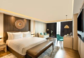 The Manohara Hotel Yogyakarta Yogyakarta - Deluxe Panorama Regular Plan