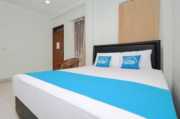 Airy Eco Pasteur Cipedes Tengah 195 Bandung - Deluxe Double Room Only Regular Plan