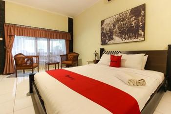 RedDoorz Plus @ Palagan Yogyakarta - RedDoorz Suite Last Minute
