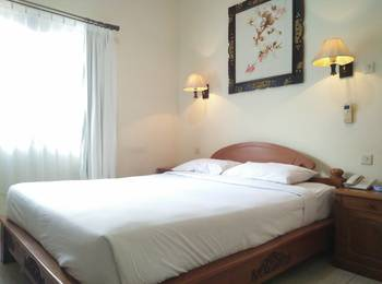 The Yuma Bali Hotel Sanur - Kamar Deluxe dengan garasi mobil pribadi Regular Plan