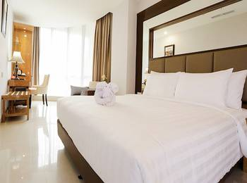 Daily Inn Hotel Jakarta Jakarta - Deluxe Double Room Regular Plan