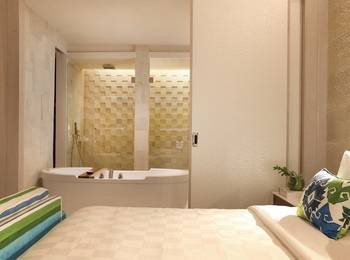 TS Suites Bali - TShell Room Basic Deal Discount 50%