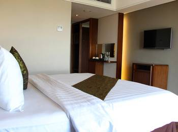Salak Tower Hotel Bogor - Deluxe Double Regular Plan