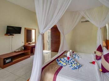 Warisan Villa Lembongan Bali - Deluxe Double Room Regular Plan