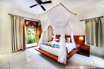 Warisan Villa By YOM Bali -  Deluxe Double Room with Balcony  Minimum Stay 3 days 20%