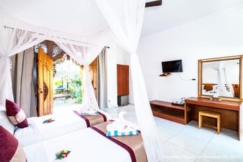 Warisan Villa By YOM Bali - Deluxe Twin Room Minimum Stay 3 days 20%