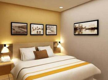 JL Star Hotel Makassar - Deluxe Room With Breakfast Regular Plan