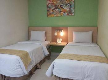 JL Star Hotel Makassar - Superior Twin Regular Plan