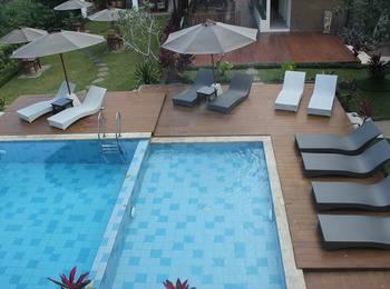 Ashoka Tree Resort at Tanggayuda Bali - Valley Suite Pool & Garden View hot deal