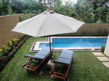 Ashoka Tree Resort at Tanggayuda Bali - Villa 2 Kamar Kolam Pribadi dan Fasilitas BBQ Hanya Kamar Min Stay 3N