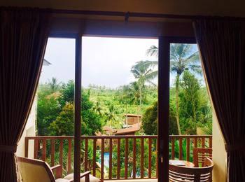 Ashoka Tree Resort at Tanggayuda Bali - Kamar Superior Pemandangan Taman dan Kolam Hanya Kamar Pegipegi Promo Long Weekend