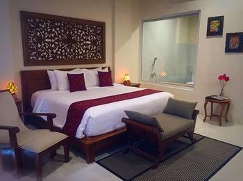 Ashoka Tree Resort at Tanggayuda Bali - Kamar Deluxe Pemandangan Taman dan Kolam Hanya Kamar Ashoka Deals 47%