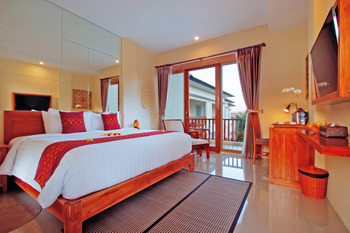 Ashoka Tree Resort at Tanggayuda Bali - Deluxe Room Regular Plan