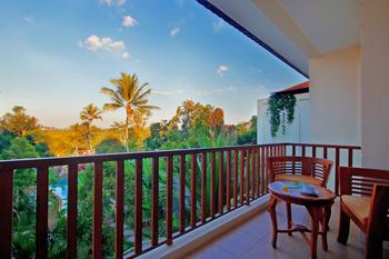 Ashoka Tree Resort at Tanggayuda Bali - Kamar Superior Pemandangan Taman dan Kolam Hanya Kamar Save 44%