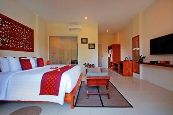 Ashoka Tree Resort at Tanggayuda Bali - Kamar Deluxe Pemandangan Taman dan Kolam Hanya Kamar Save 44%