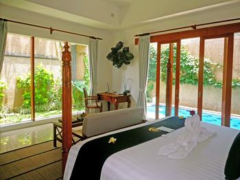 Ashoka Tree Resort at Tanggayuda Bali - Villa Standard dengan Kolam Pribadi Hanya Kamar Regular Plan