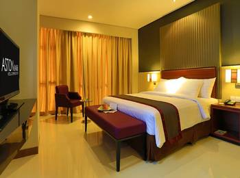 Aston Jambi Hotel Jambi - Kamar Junior Suite Regular Plan