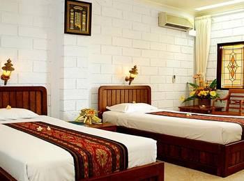 Vilarisi Hotel Bali - Superior Room (Room Only) Promotion 50%