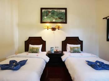 Wayan Homestay Sawur Bali - Deluxe Twin Room Only Min Stay 4N