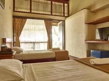 Anyer Cottage Hotel Beach Resort Serang - Family Cottage Regular Plan