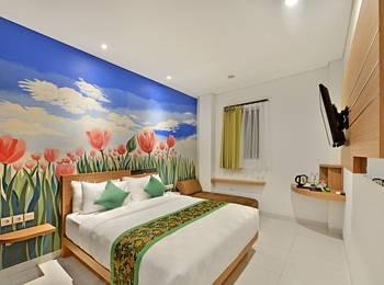 Hotel Lotus Subang - Deluxe Double Room Regular Plan