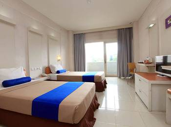 Bilique Hotel Bandung - Deluxe Room Only Regular Plan